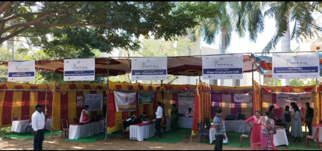 The setting up of GarvSeCenter (GST): employability and employment of persons with disability (PWD)